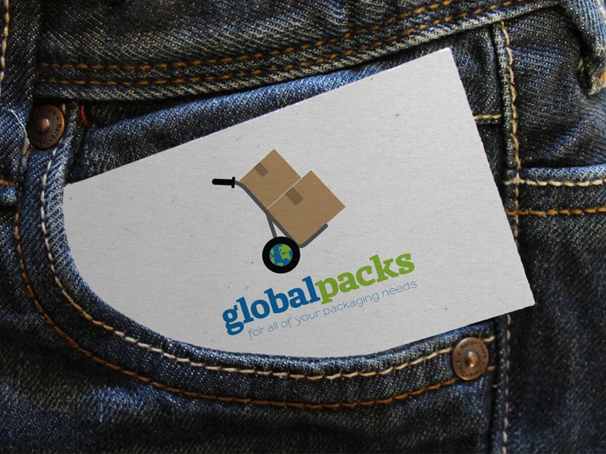 Global Packs Logo