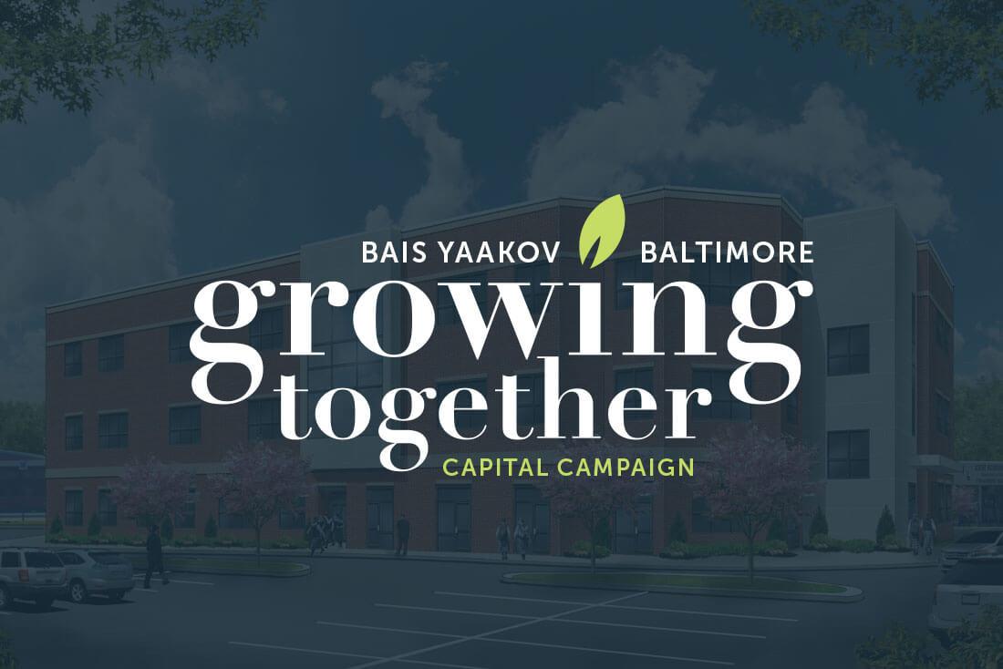 Bais Yaakov of Baltimore Capital Campaign