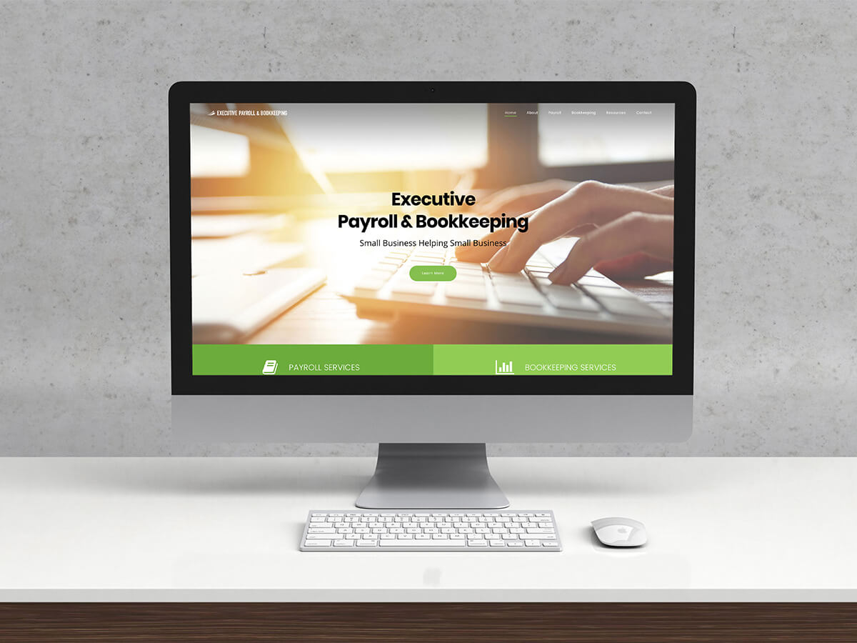 Executive Payroll and Bookkeeping