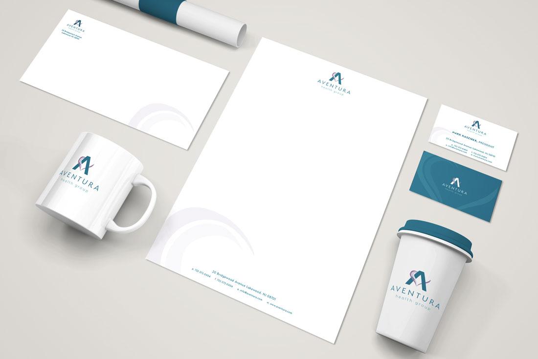Aventura Branding Package