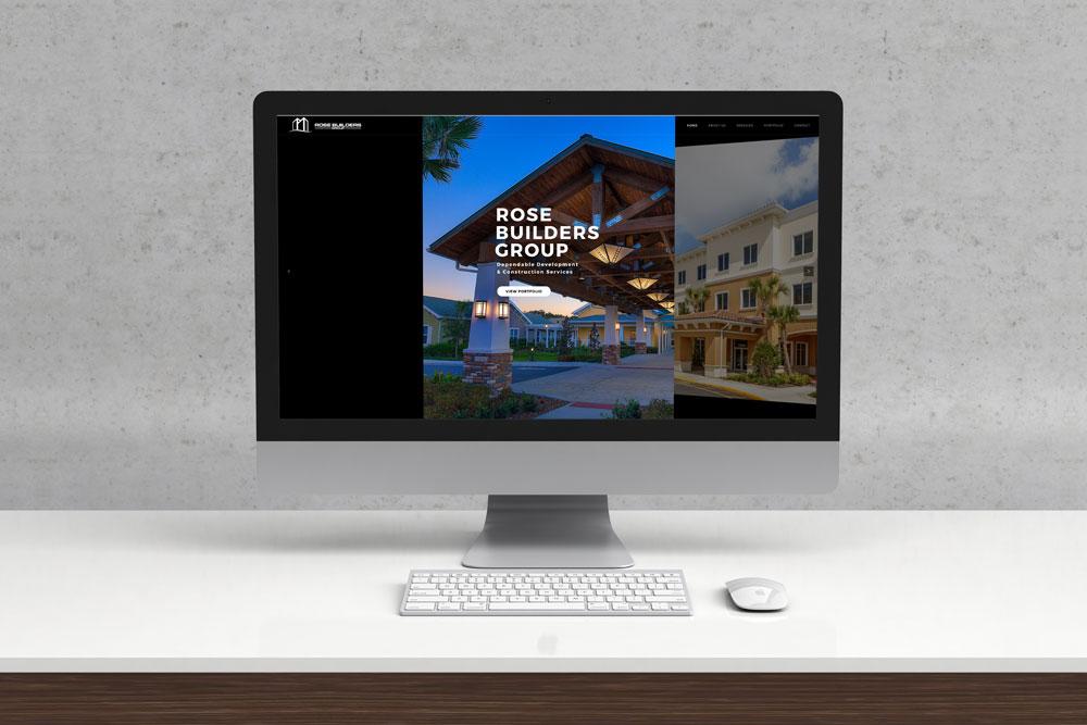 Rose Builders Group Website