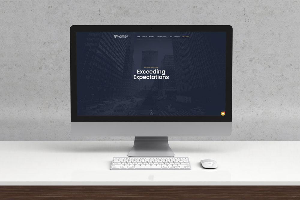 Safeside Insurance Website