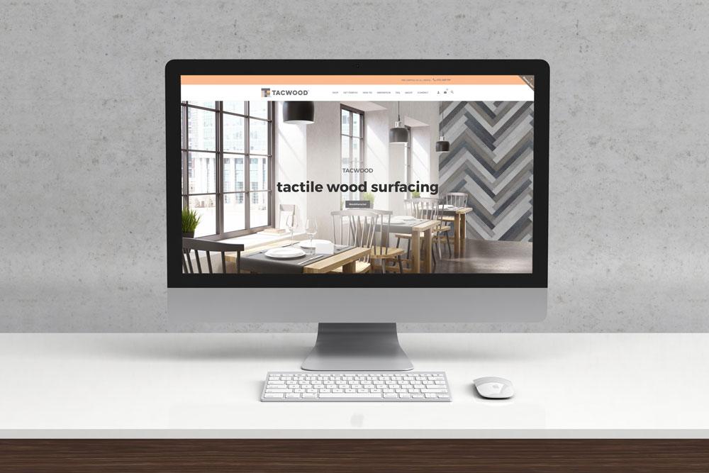 Tacwood Website