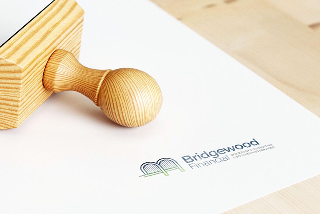Bridgewood Financial Logo