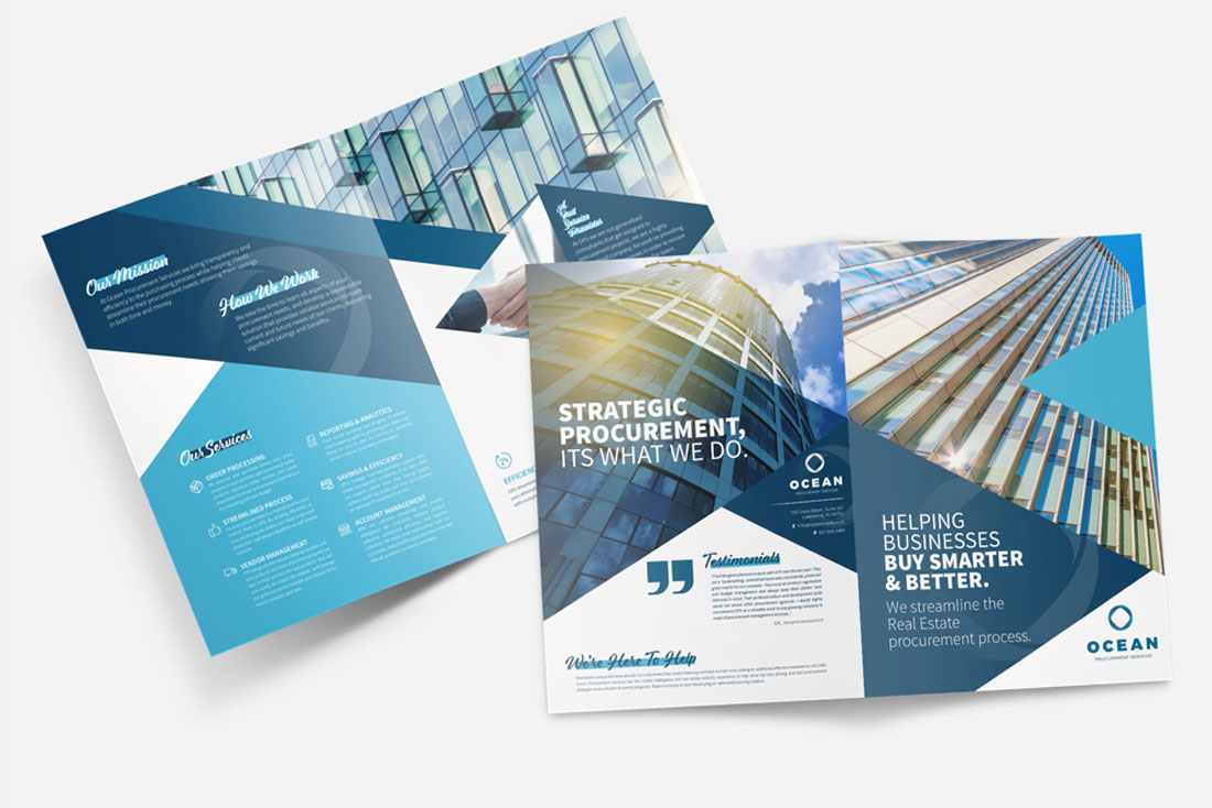Ocean Procurement Services Brochure