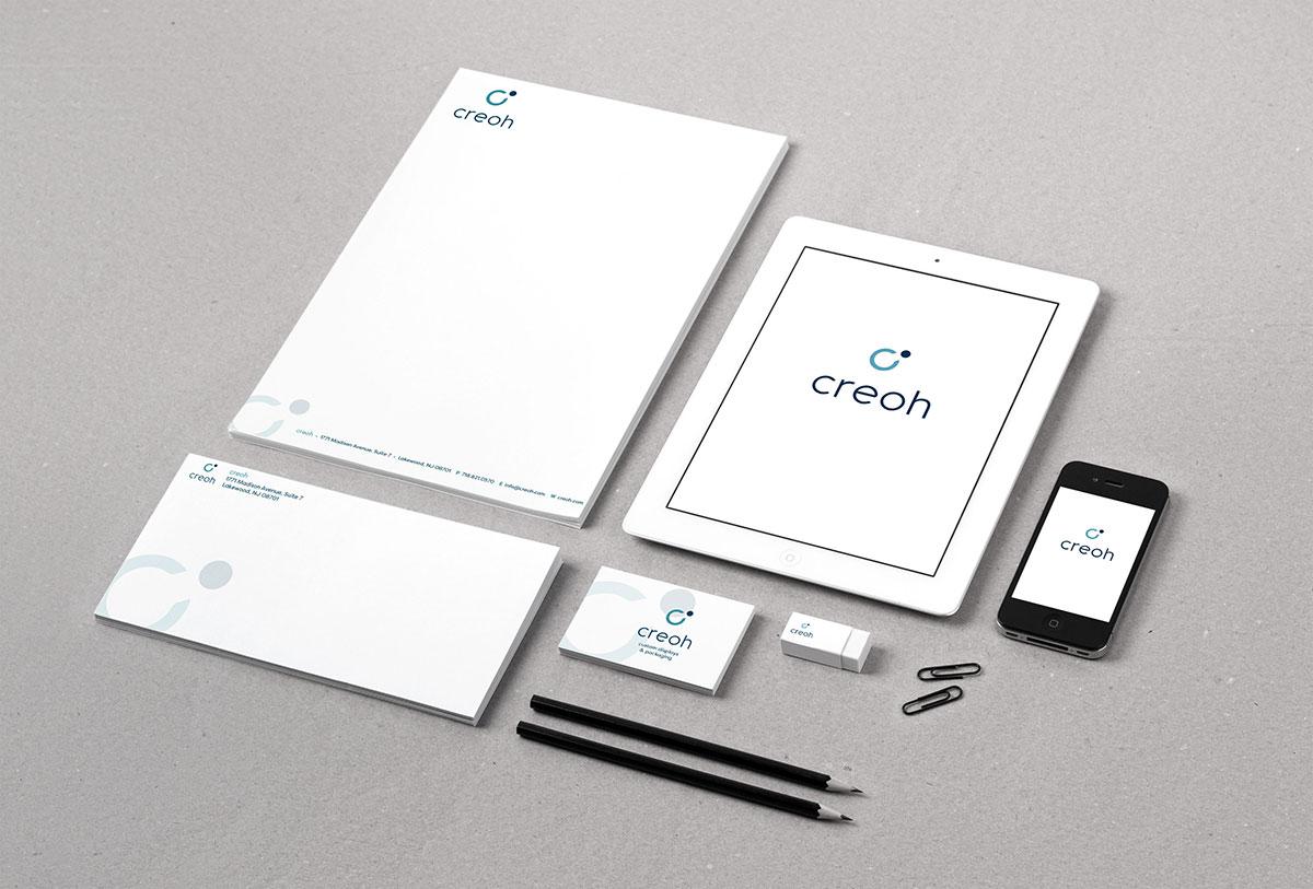 Creoh Branding