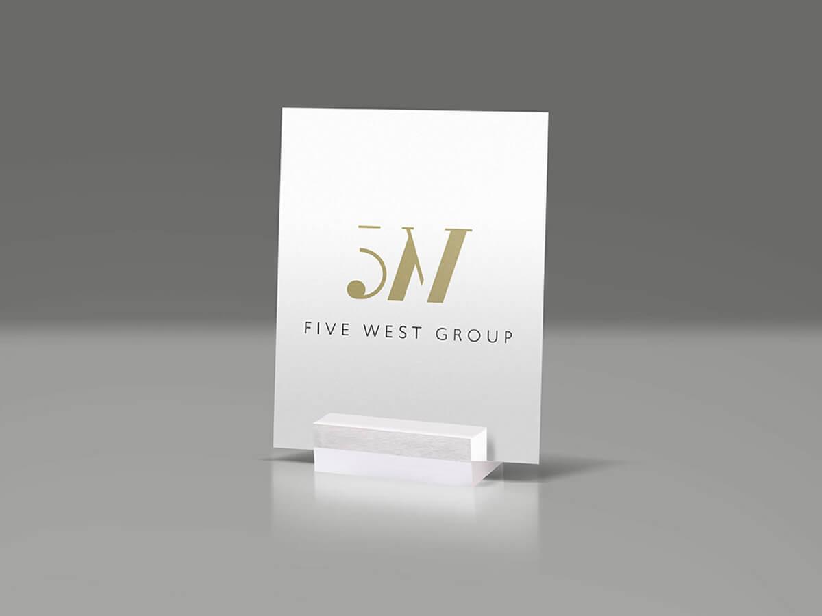 Five West Logo