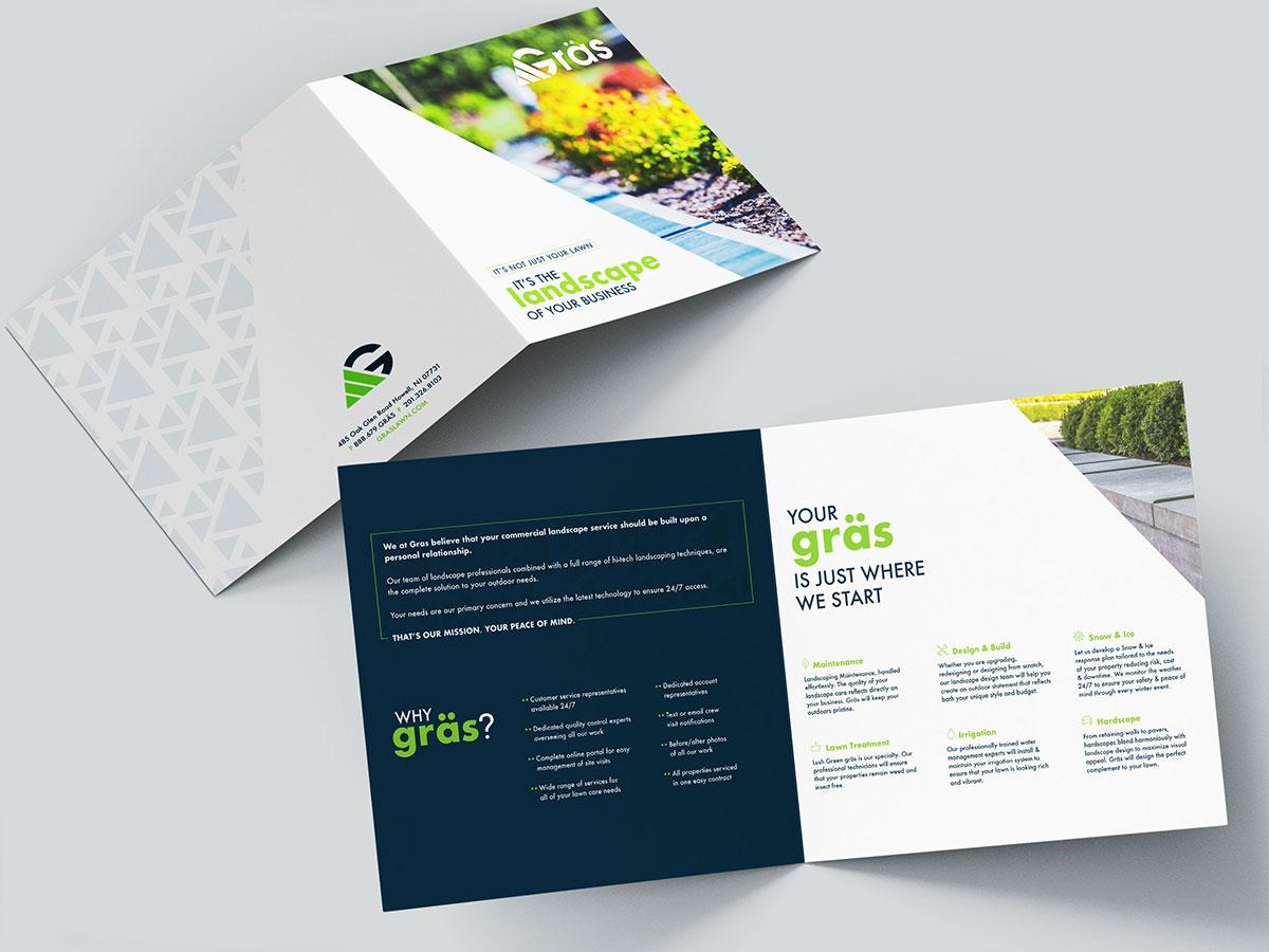 Gras Brochure