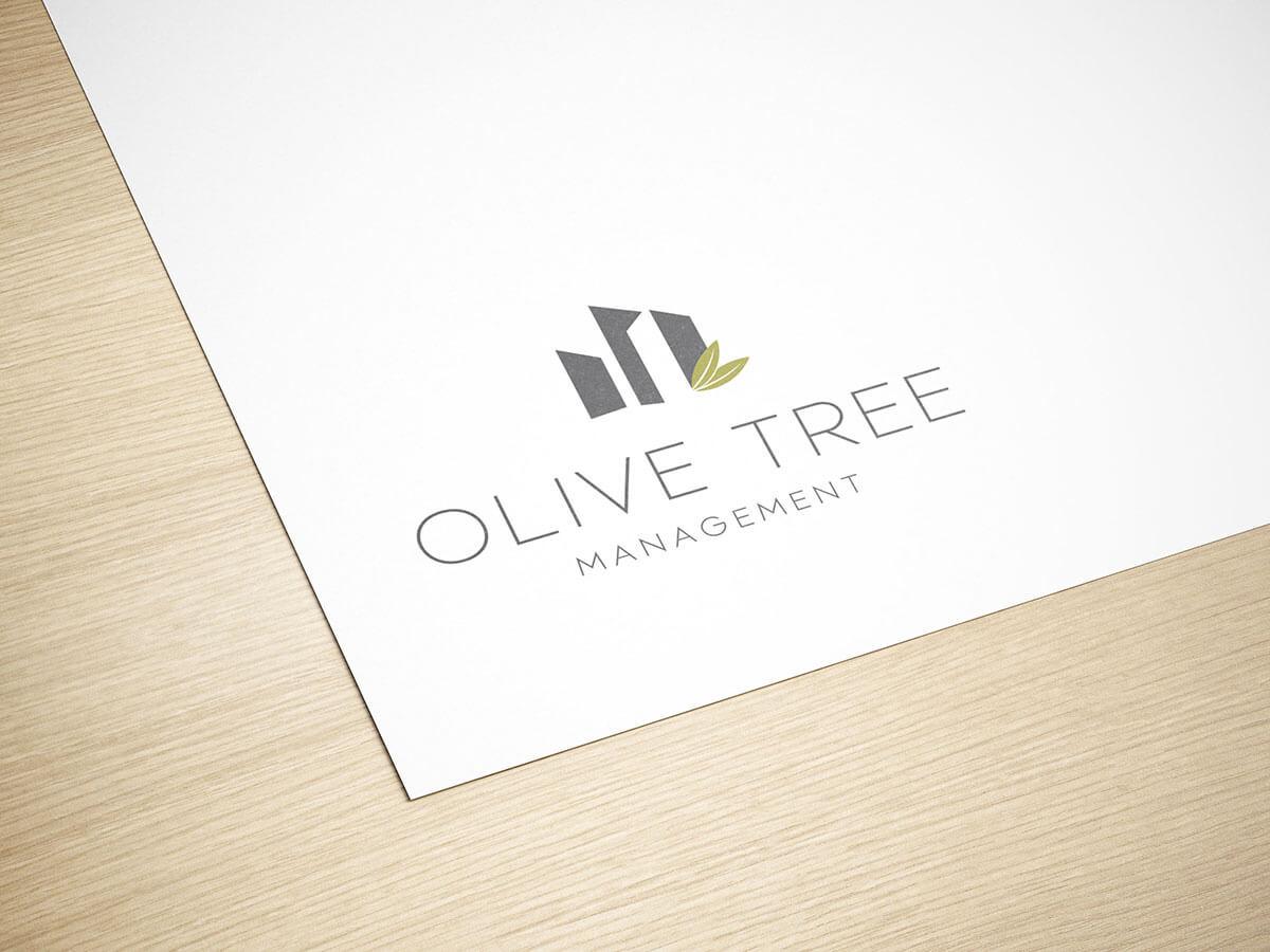 Olive Tree Management Logo