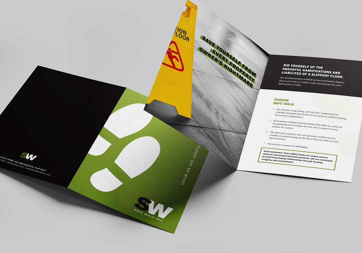 Safe Walk Brochure