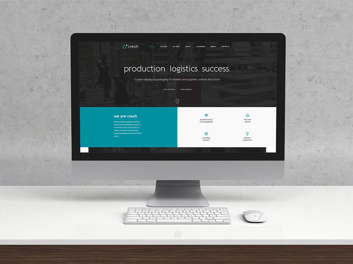 Creoh Website