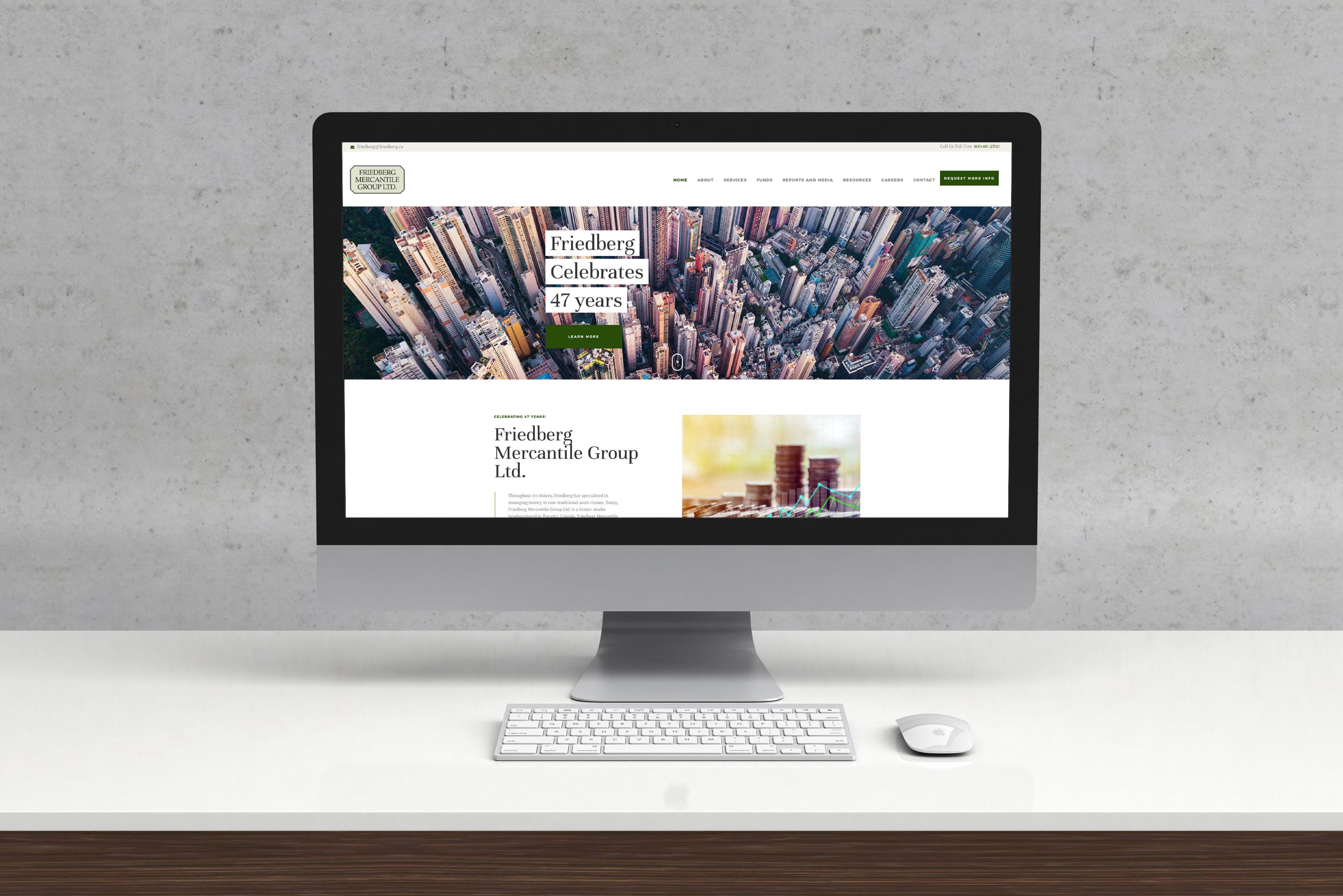 Friedberg Website