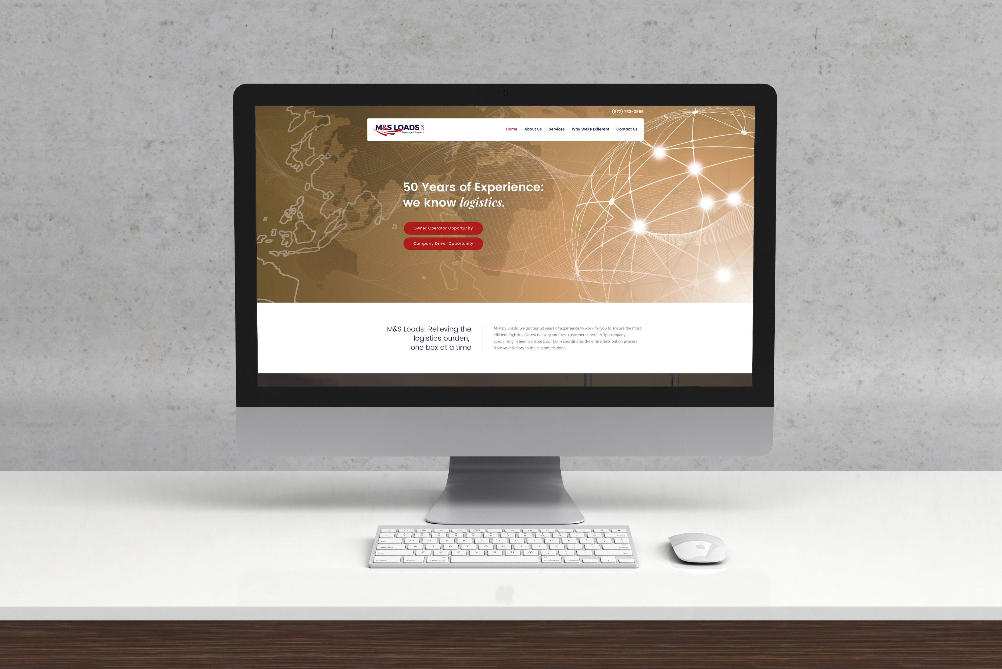 MS Loads Website