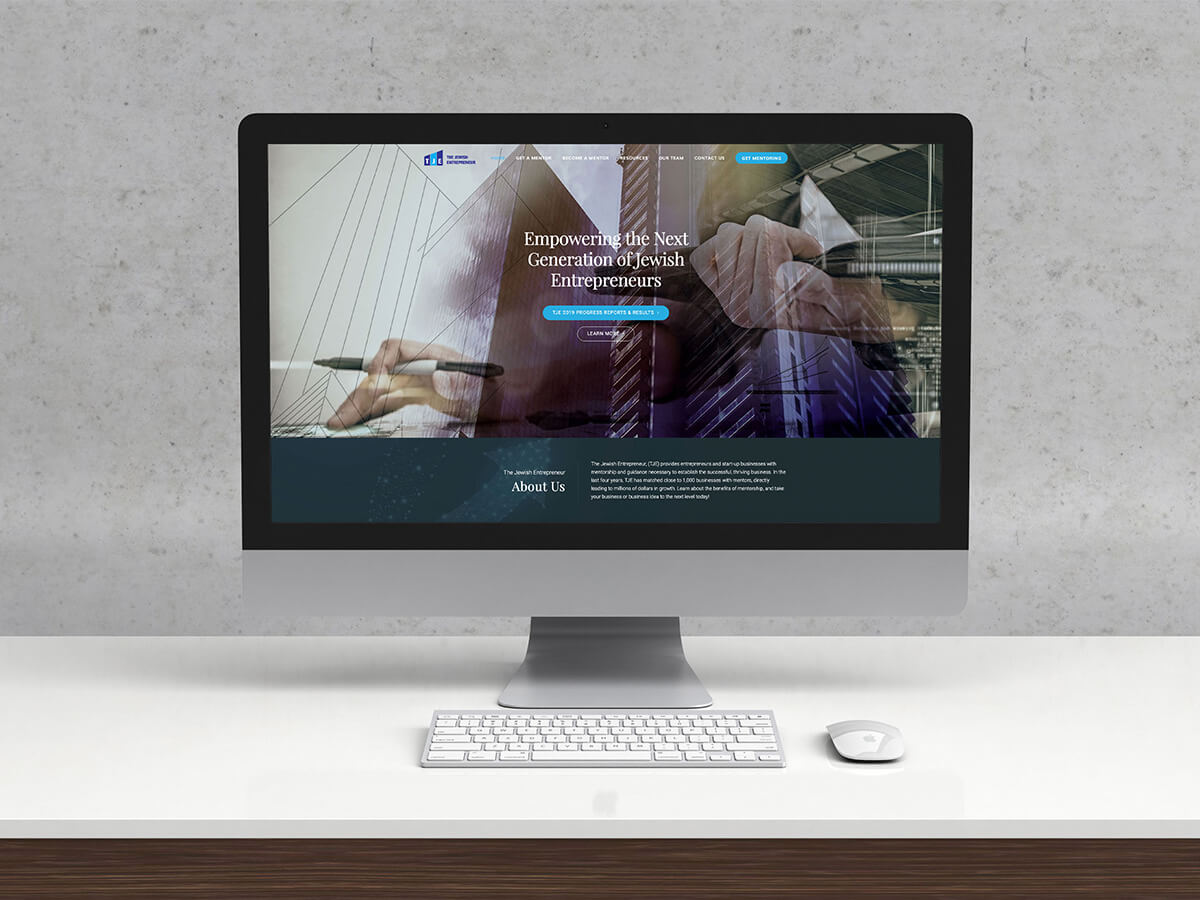 TJE Network Website