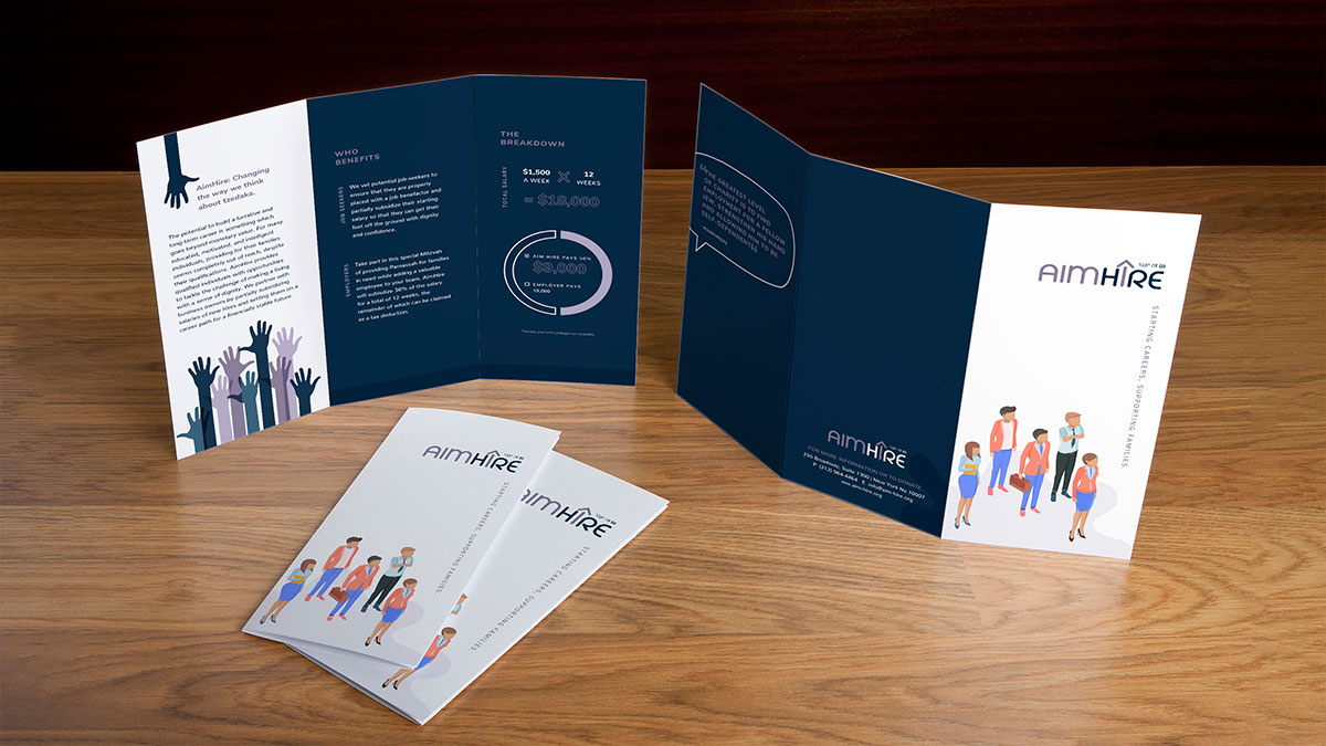 Aim Hire Brochure