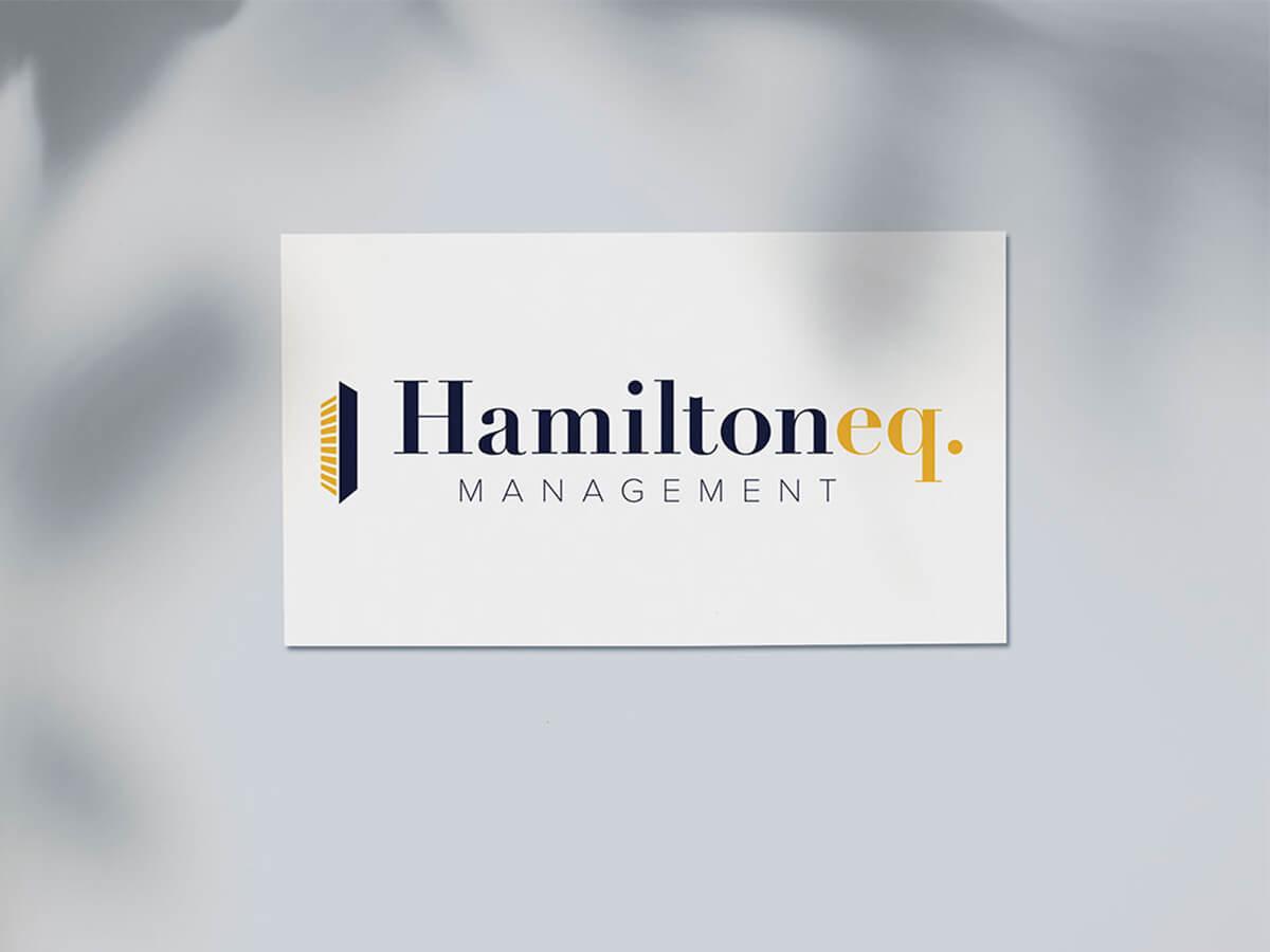 Hamilton EQ Management Logo