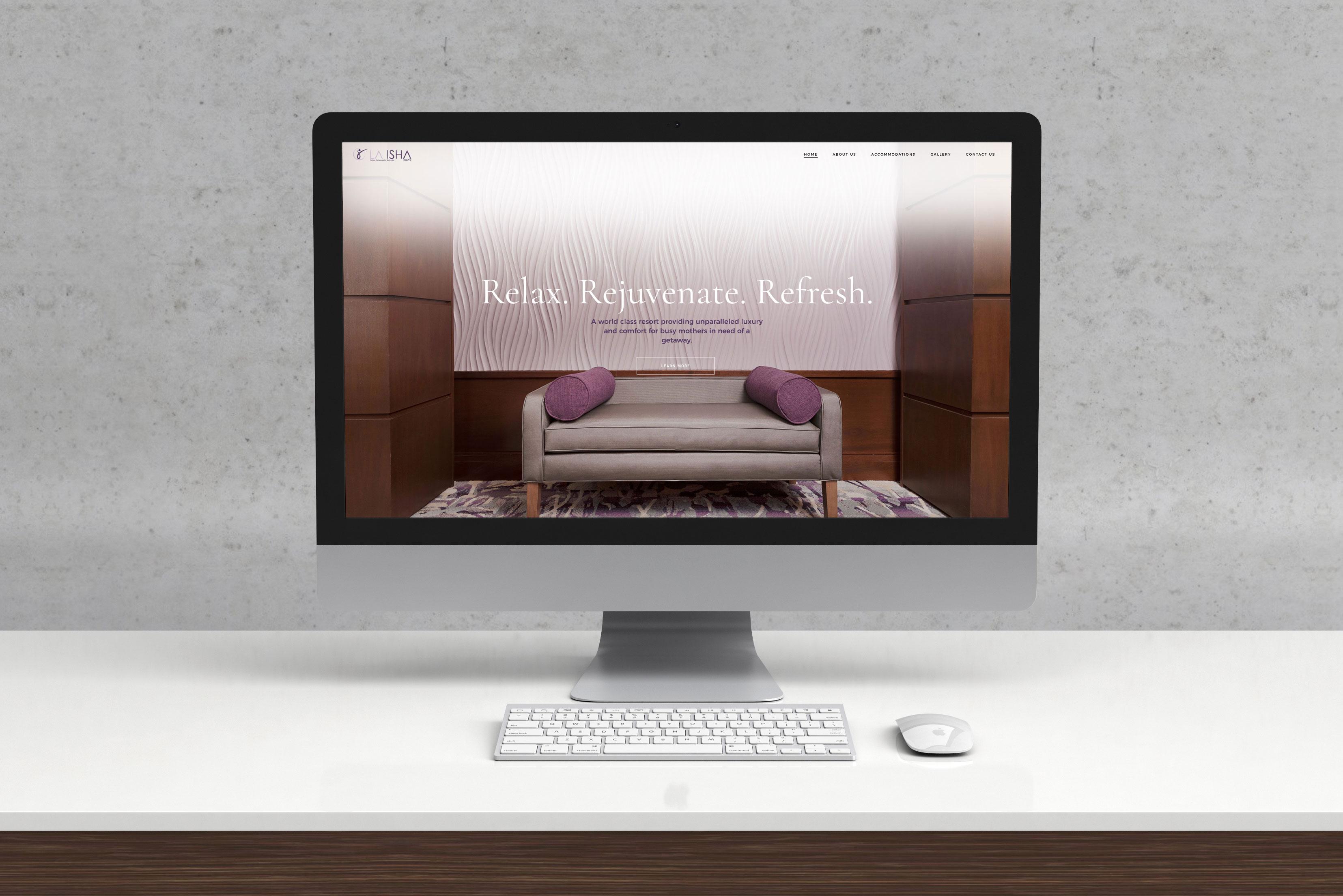 Laisha Website
