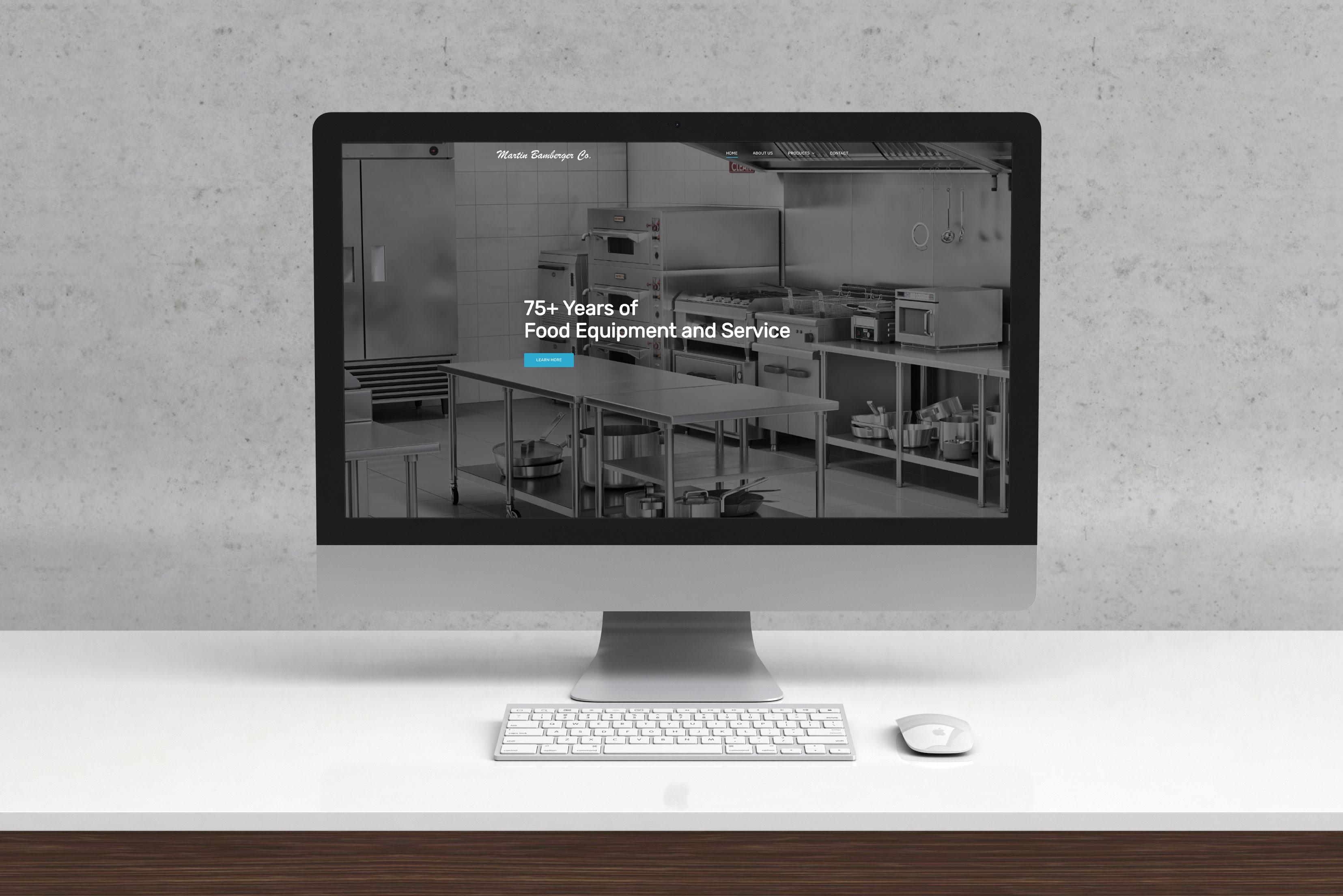 Martin Bamberger Website