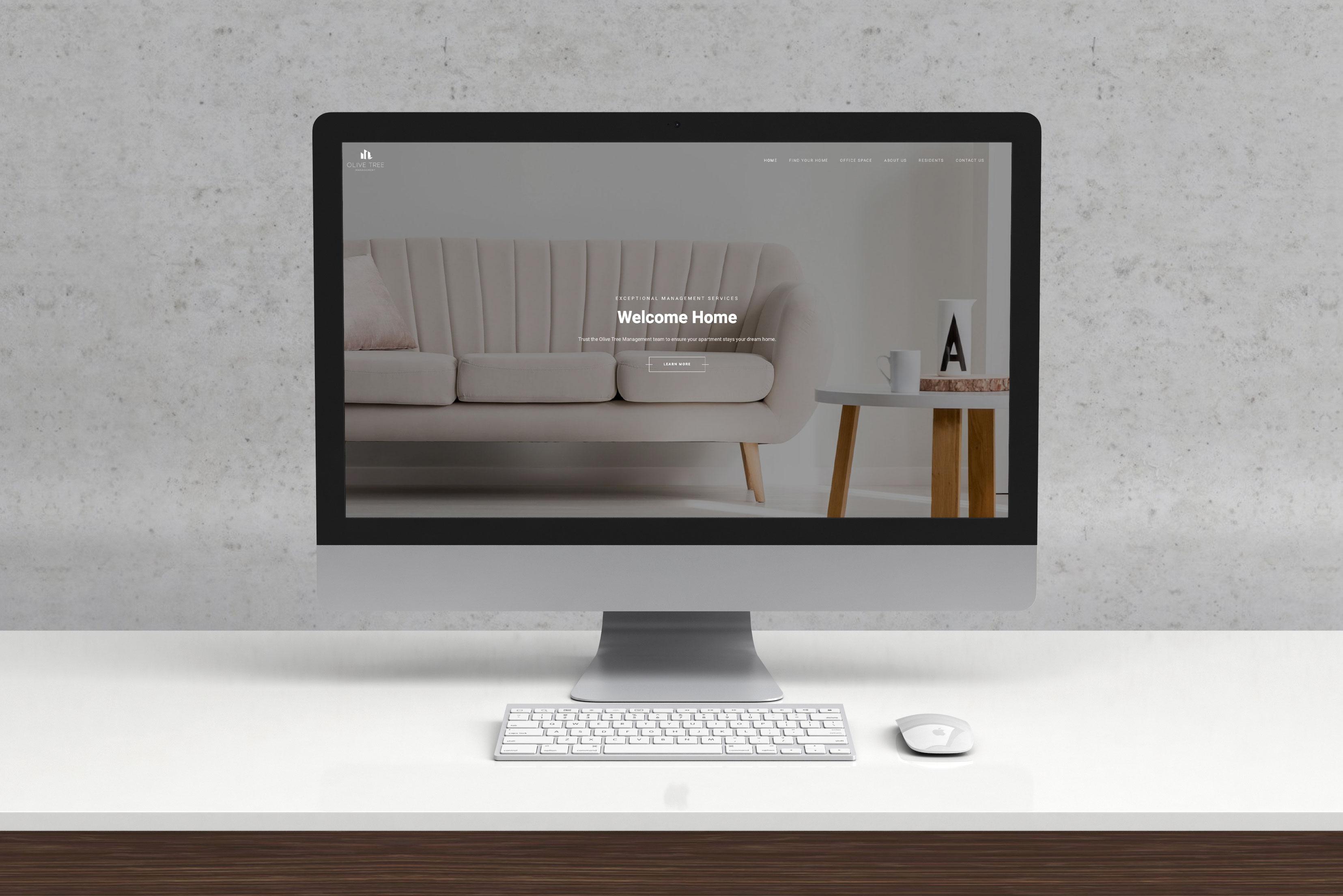 Olive Tree Management Website